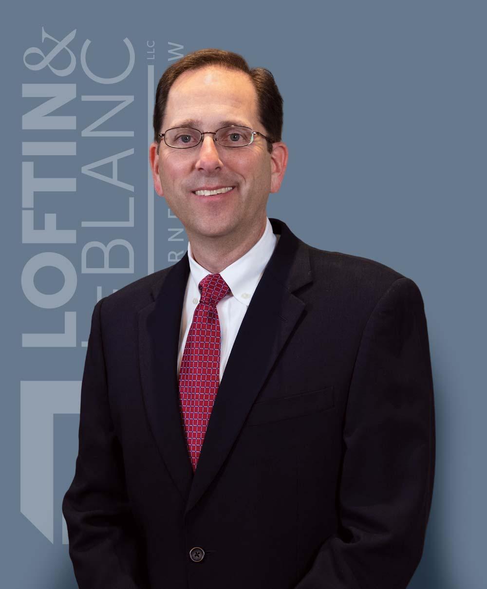 Thomas Leblanc Attorney Lake Charles LA